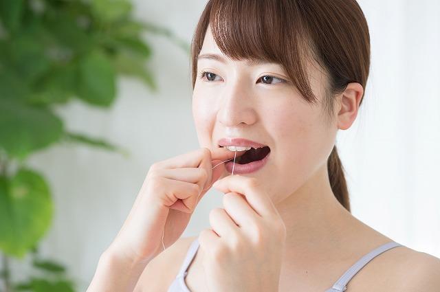 歯間ブラシ・デンタルフロス